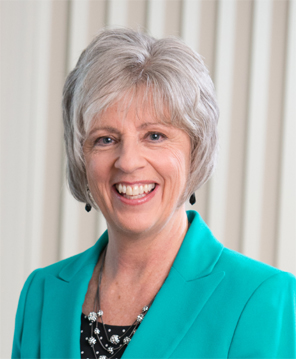 Judy Kelly, VP of Patient Care Services & Chief Nursing Officer